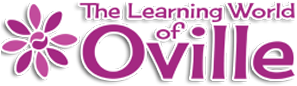 The Learning World Of Oville Logo